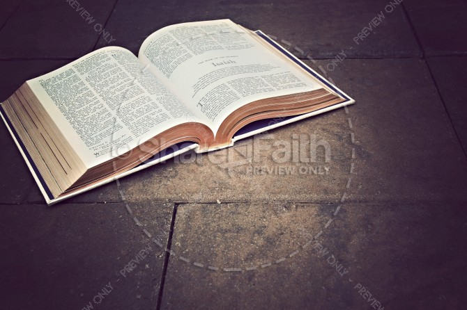 Holy Bible Christian Stock Images
