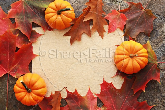 Autumn Religious Stock Images