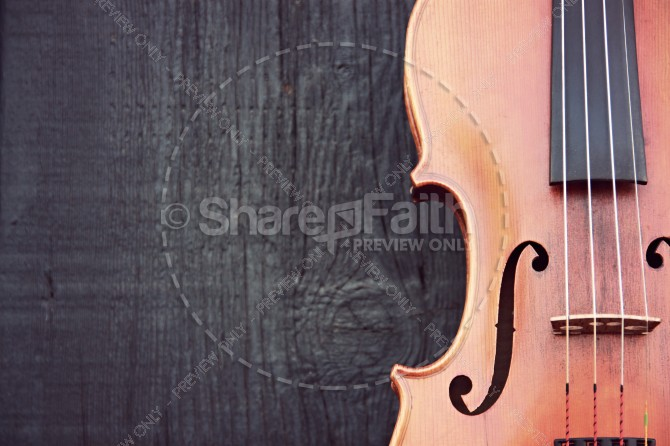 Violin Religious Stock Photos