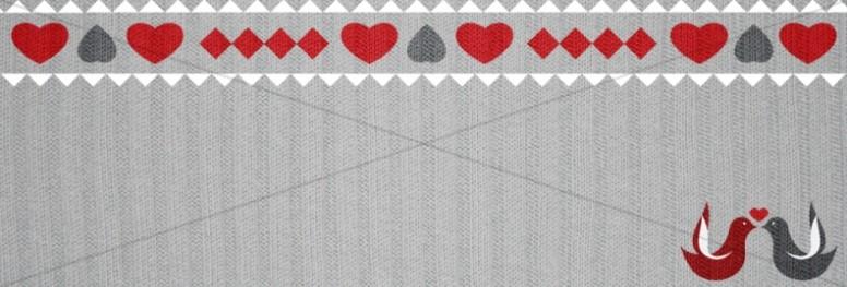 Valentine Website Banner