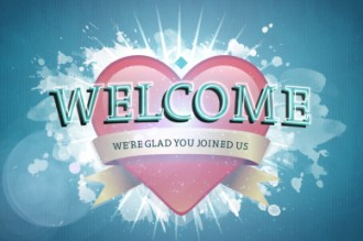Steadfast Love Welcome Video Church Motion Graphics