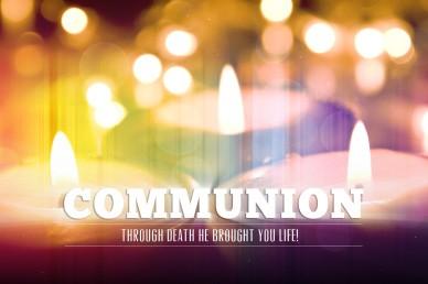 Communion Video Motion Worship