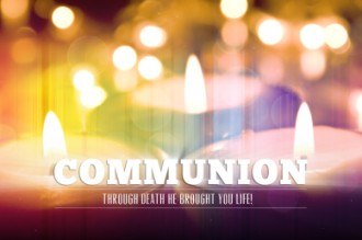 Communion Video Motion Worship