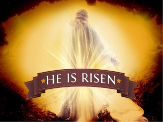His Is Risen Sermon PowerPoint 