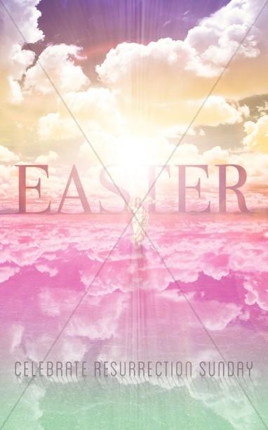 Church Bulletin for Easter
