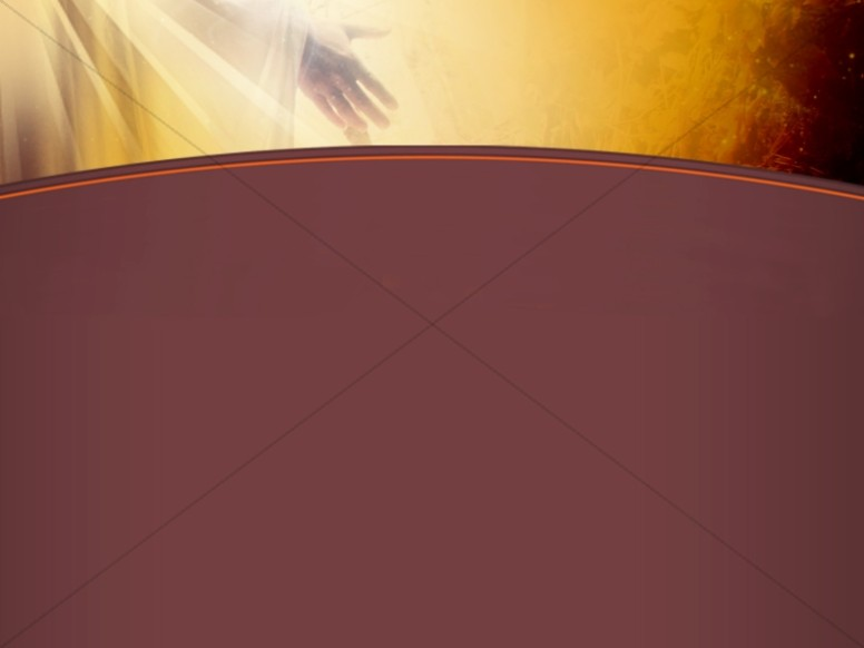 Jesus Is Risen Worship Background