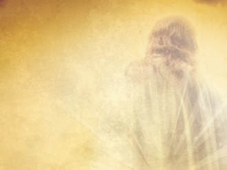 He Is Risen Worship Background Template