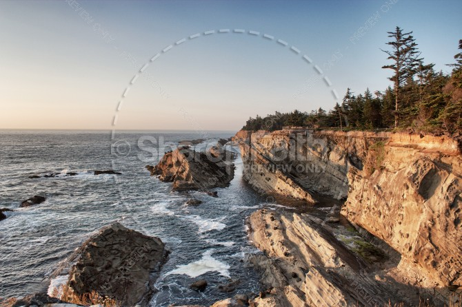 Shoreline Nature Stock Imagery