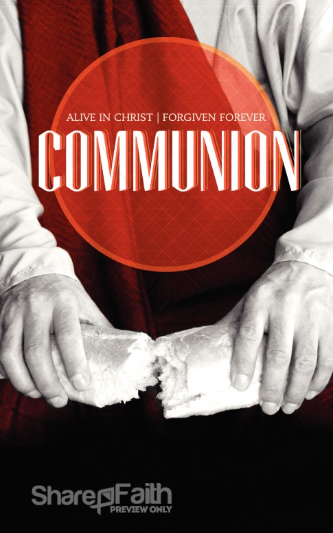 Church Communion Bulletin Covers http://www.sharefaith.com/image/communion-church-program-cover.html