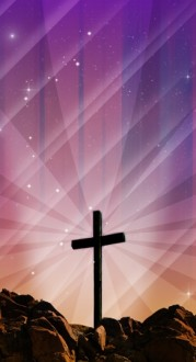 Power of the Cross Website Sidebar