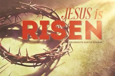 Jesus is Risen Church Video bad