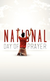 National Day of Prayer Bulletin Template
