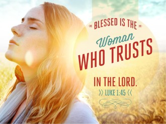 Blessed Is The Woman PowerPoint Sermon