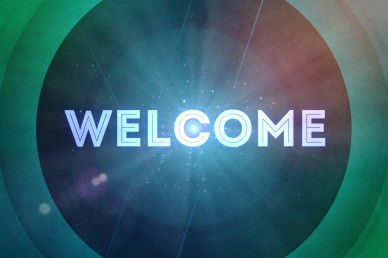 Center Light Welcome Video