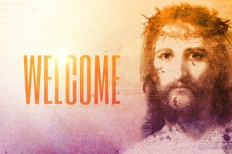 Portrait of Jesus Welcome Video