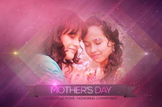 Video Loop for Mother's Day