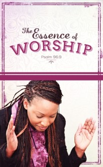 Essence of Worship Church Bulletin