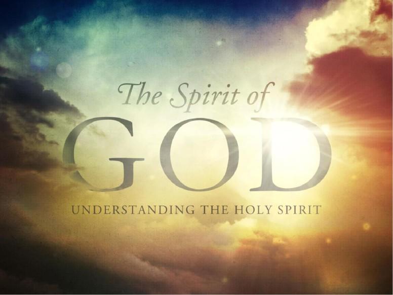 Spirit of God PowerPoint
