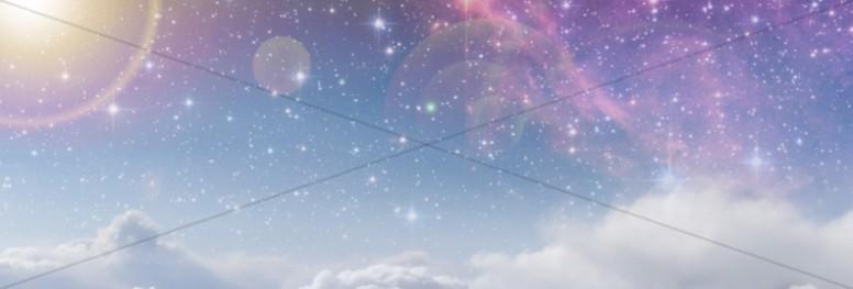 Space Website Banner