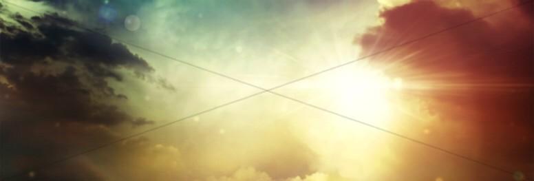 Sky Website Banner