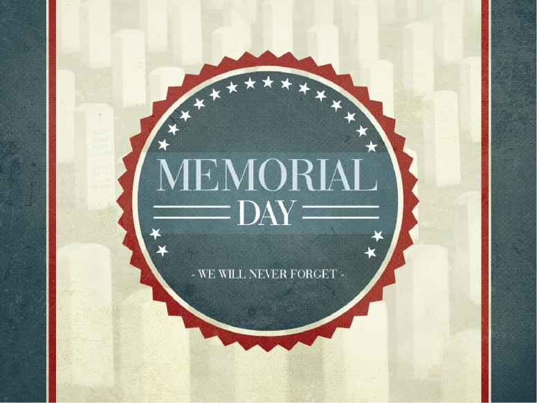 Memorial Day PowerPoint Slides