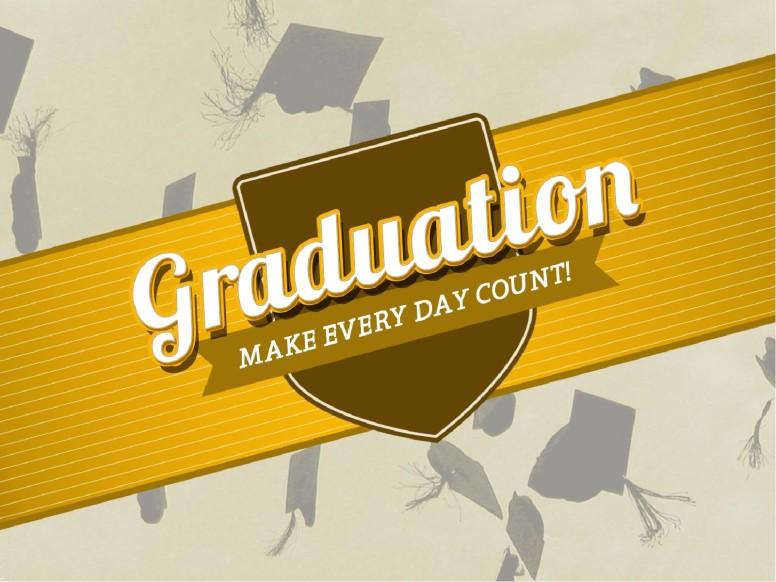 graduation day powerpoint  graduation presentation