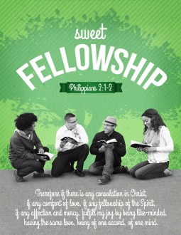 Young Adult Ministry Flyer Templates
