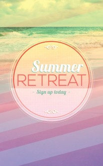 Summer Retreat Church Bulletin