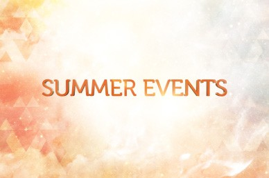 Summer Events Motion Loops for Church