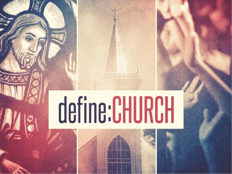 Define Church PowerPoint