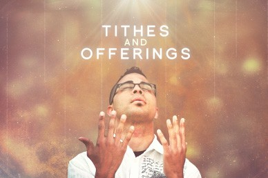 Tithes and Offerings Church Loop