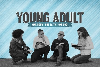 Young Adult Motion Video Loop Christian