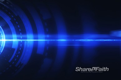 Electronic Swirl Video Background Motion for Worship