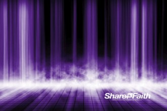 Blank Purple and White Motion Screen Background