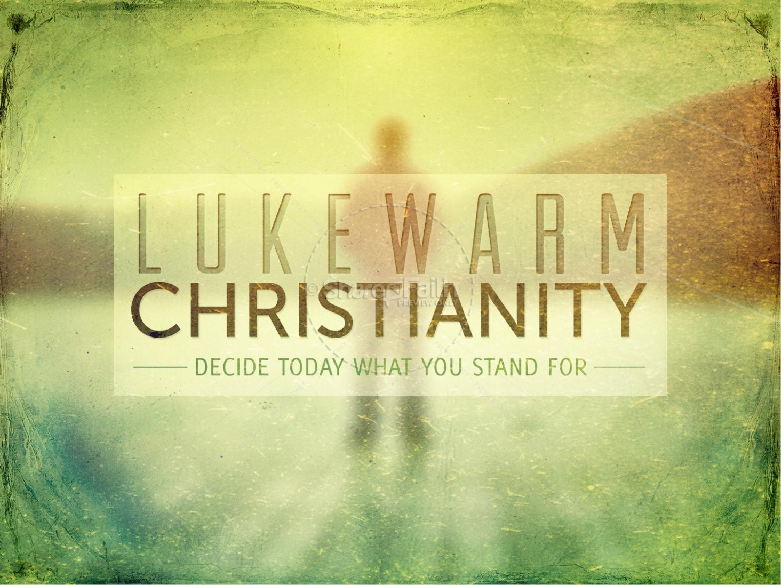 revelation 3 16 lukewarm christianity church sermon