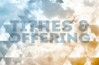 Tithes And Offering Motion Worhsip Loop Church Motion