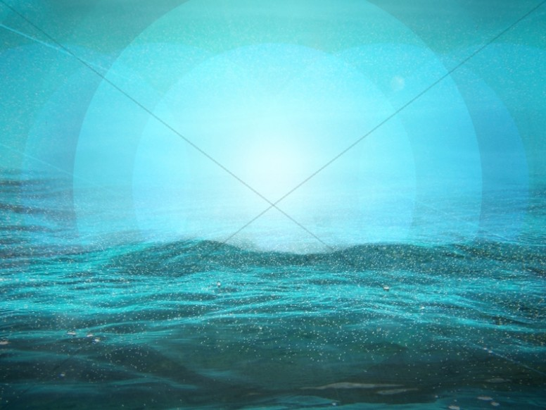 Ocean Background Still