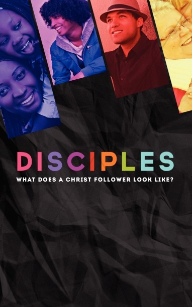 disciples bulletin cover