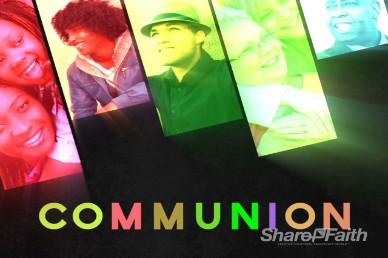 Disciples Communion Church Video Loop
