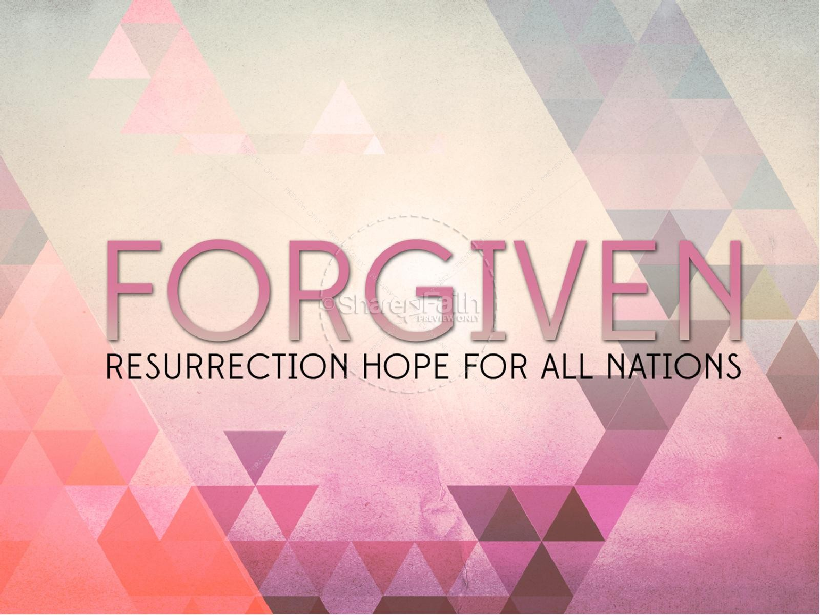 Resurrection Hope PowerPoint Sermon