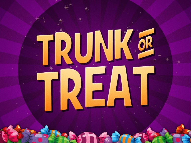 Trunk or Treat Graphics For Church