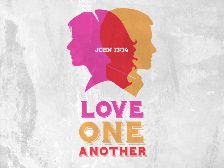 Love One Another Church PowerPoint
