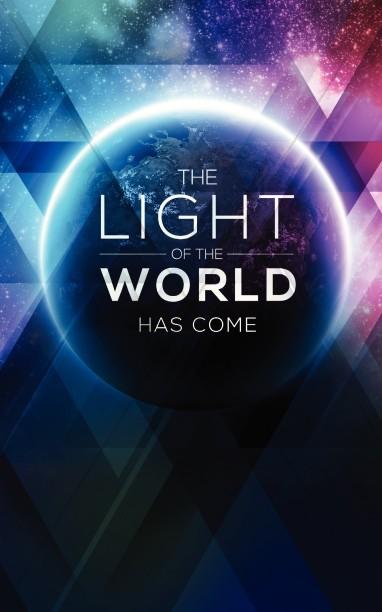 light of the world galaxy christian bulletin