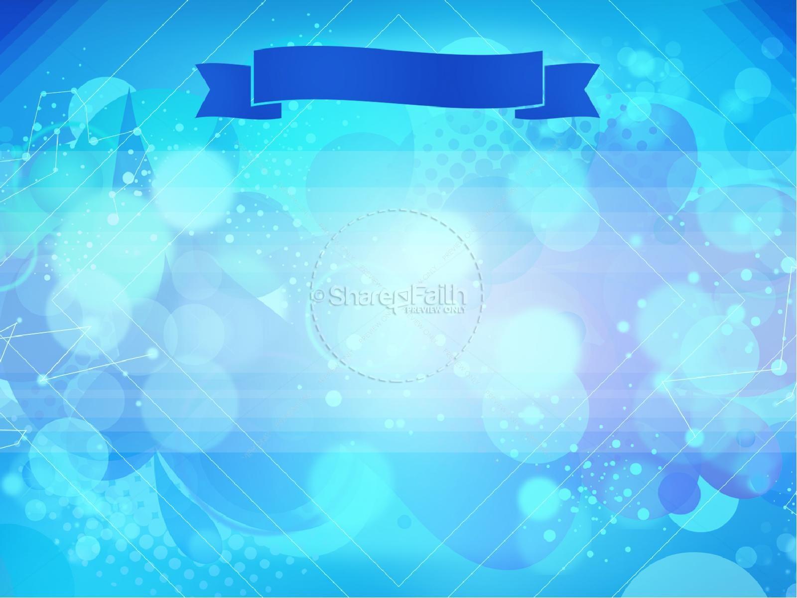 Share the Joy Christmas Christian PowerPoint