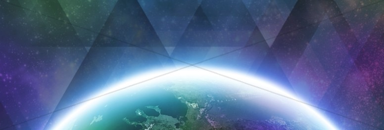 Light of the World Christian Banner