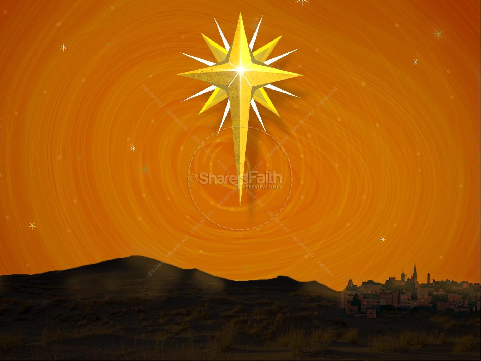 Hosanna In the Highest Religious PowerPoint