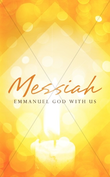 Messiah Emmanuel Christmas Ministry Bulletin