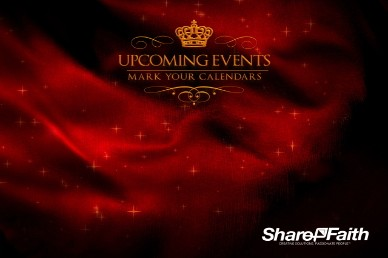 King of Kings Christmas Announcements Video