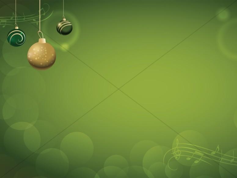 Christmas Celebration Ministry Background