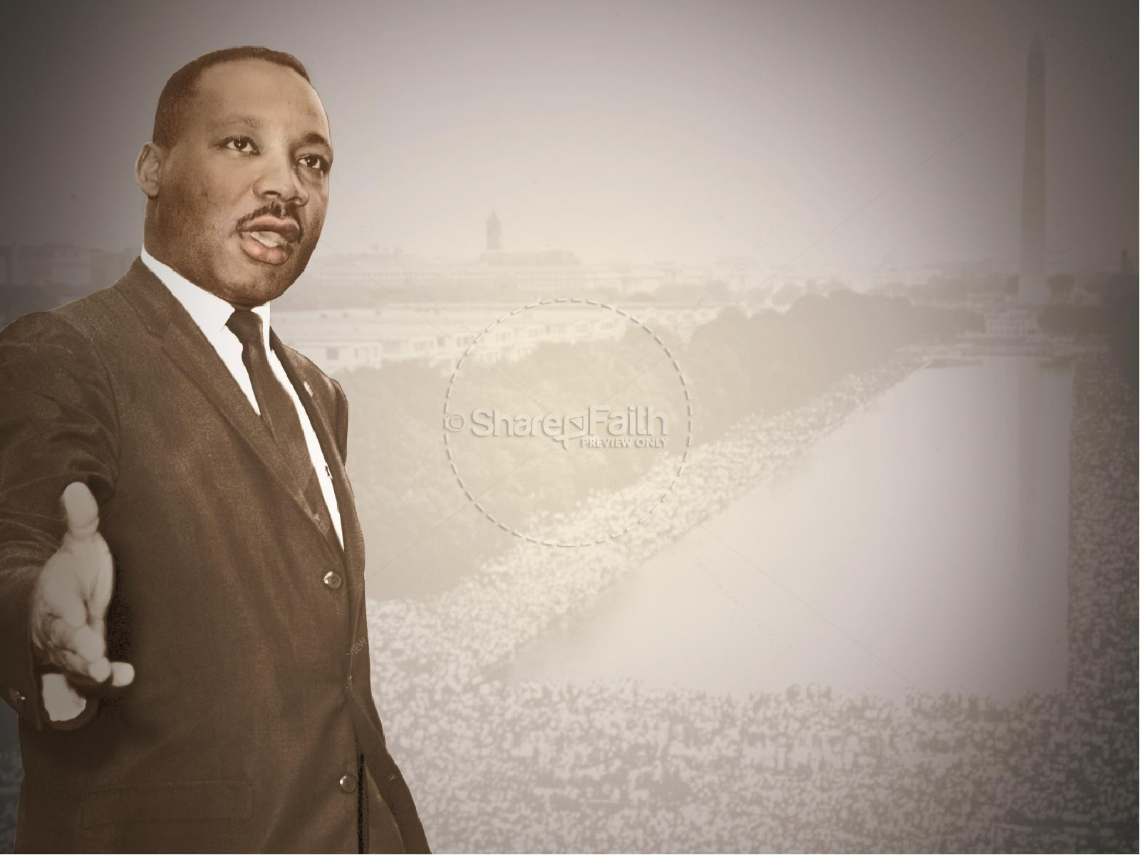 Martin Luther King Jr Freedom